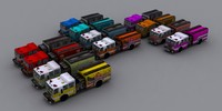 Fire Truck Collection