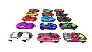 car sport 3d 3ds