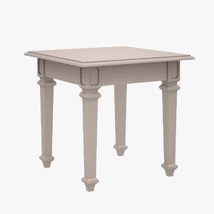 3d coffee table lazzoni
