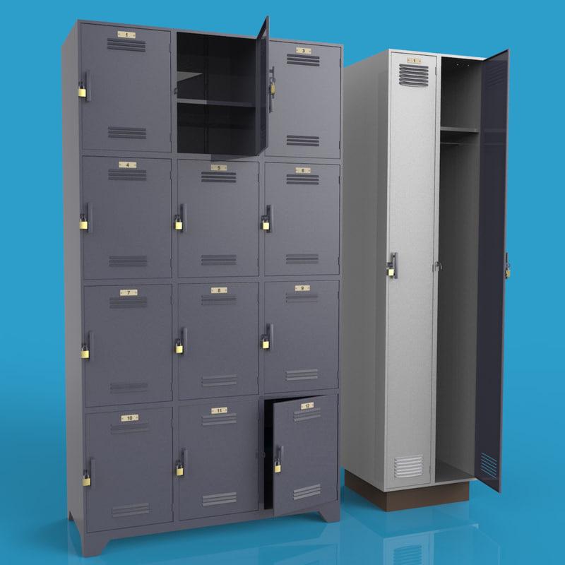 lockers max