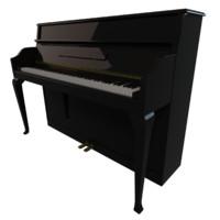 free obj mode piano