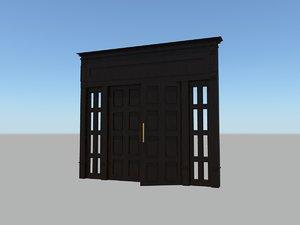 maya door