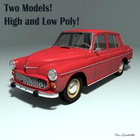3d dae 223 fso model