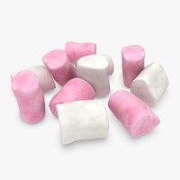 3d marshmallow pose 1