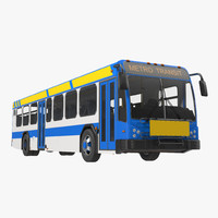 3ds bus metro transit