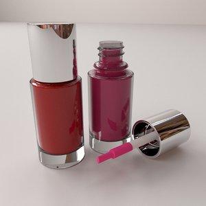 3ds max nail polish