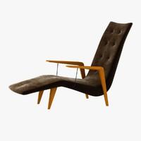 3ds chaise lounge tenreiro