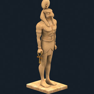 ancient egyptian 3d model