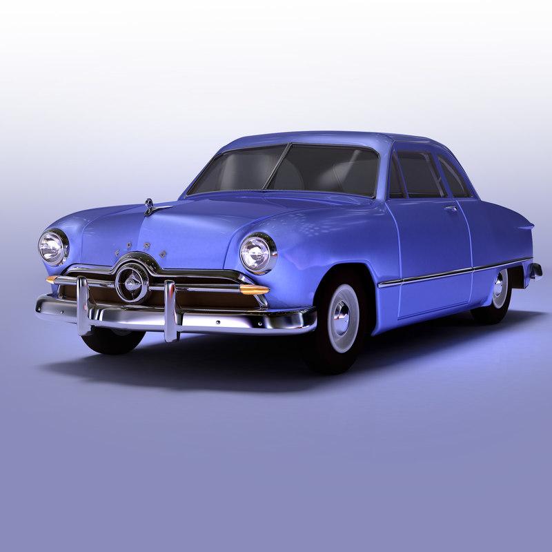 cars vehicle 3d model