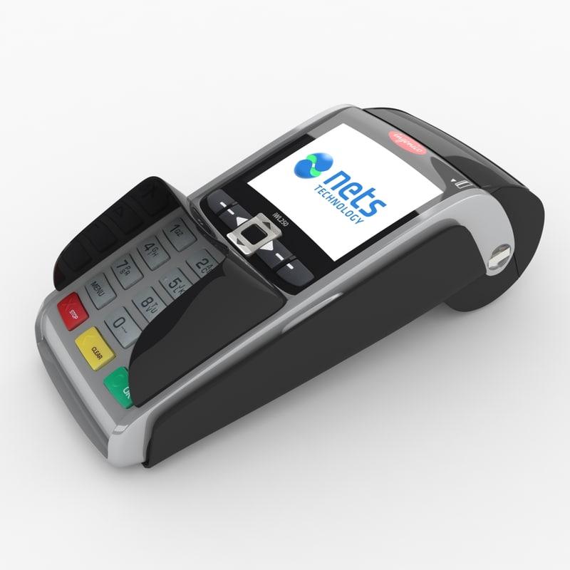 ingenico pos payment terminal max