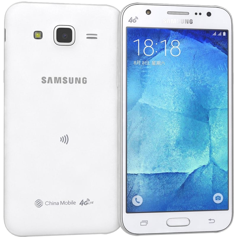 max samsung galaxy j5 white