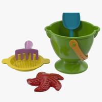 max sand toys modeled