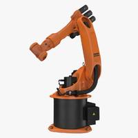 Kuka Robot KR 16-3 Rigged