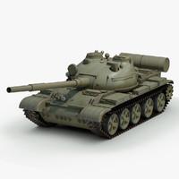 T62 Soviet Tank