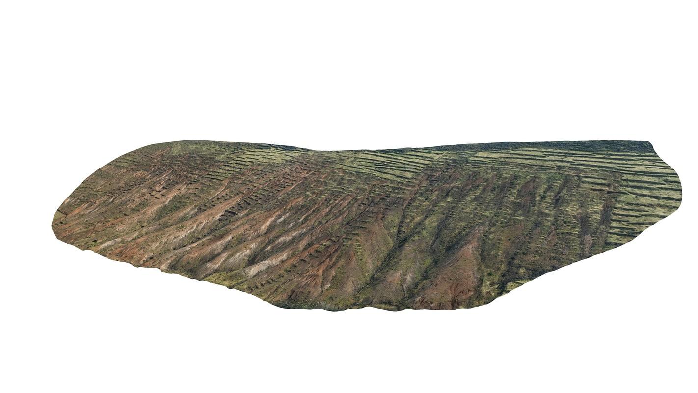 volcanic hill max
