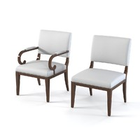 Ralph Lauren Myfair Dining Armchair Arm & Chair