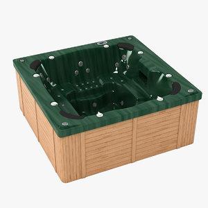 3d whirlpool pool