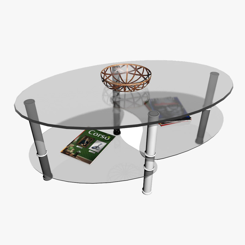 obj table glass
