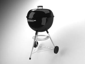 max weber barbecue