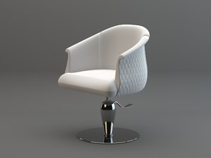 3d maletti mimi chair model
