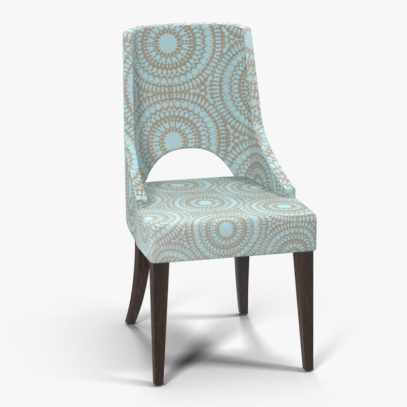 3ds max chair generic 1