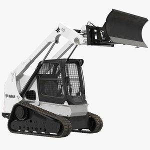 max compact tracked loader bobcat