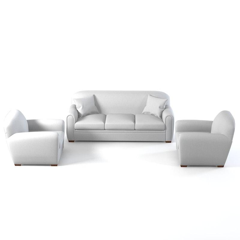 3d model ralph lauren 34000-01