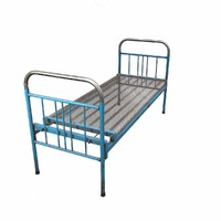 Rusty Iron Bed
