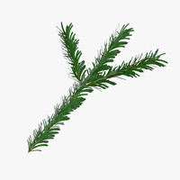 max pine tree sprig