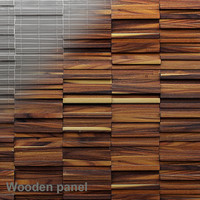Panel wooden5