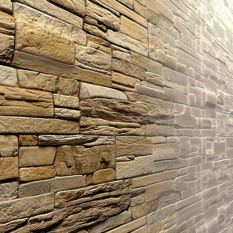 3d light stone