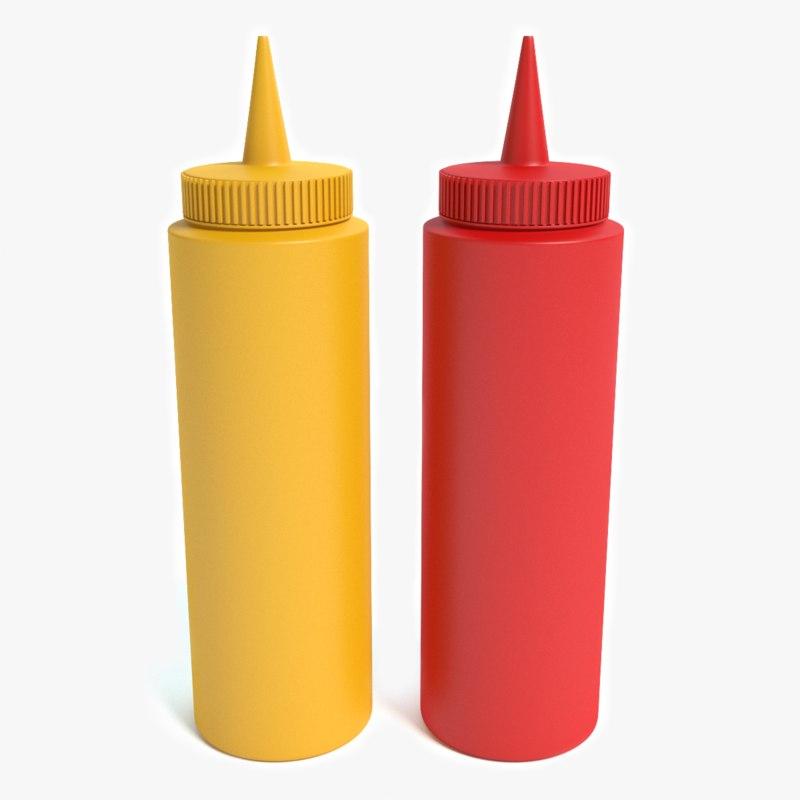 mustard ketchup max