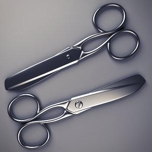 3ds max scissors