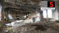 abandoned factory scan 16k 3d model