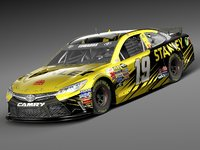 Nascar Toyota Camry Stanley 2015 LowPoly