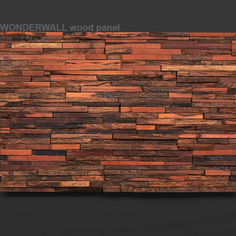 3d panel wonderwall