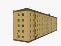 3d building ussr