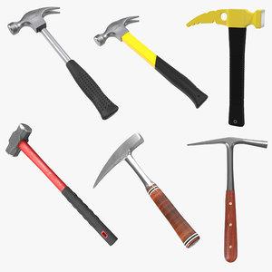 generic hammers c4d