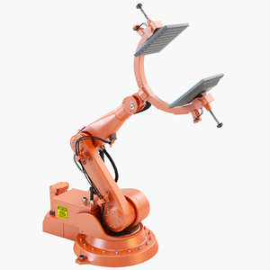 3ds industrial robotic