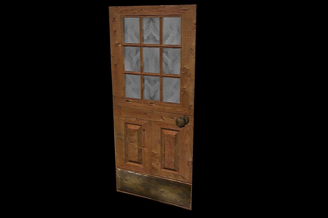 free x mode dae door wood