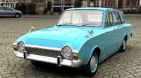 3d 1964 corsair