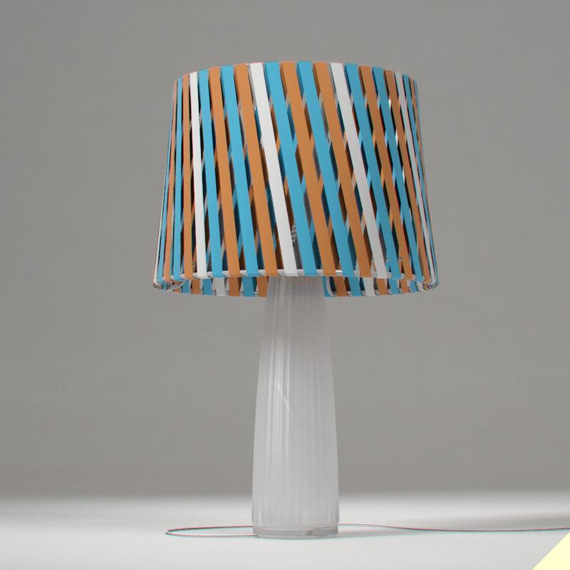 lamp vase 3d max