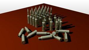 7 62x54r rifle 3d 3ds