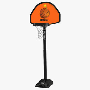 basketball hoop 6 modeled max