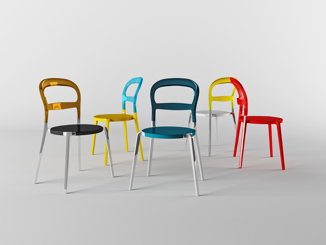 calligaris set chair wien 3ds