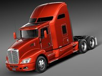 Kenworth T660 2015 semi truck