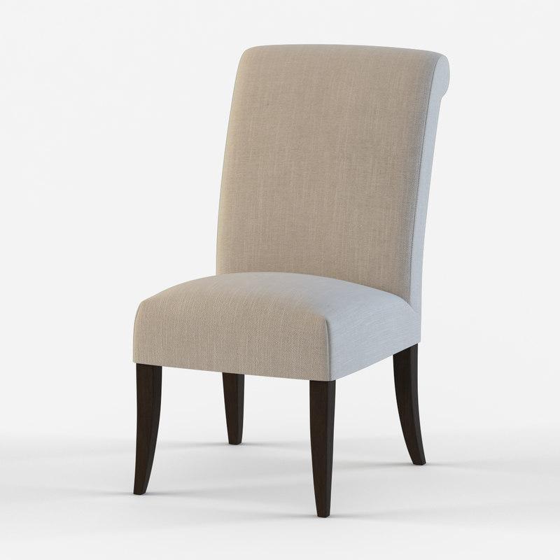 max pottery barn comfort chair