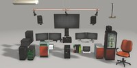 Office Electronics and Furniture