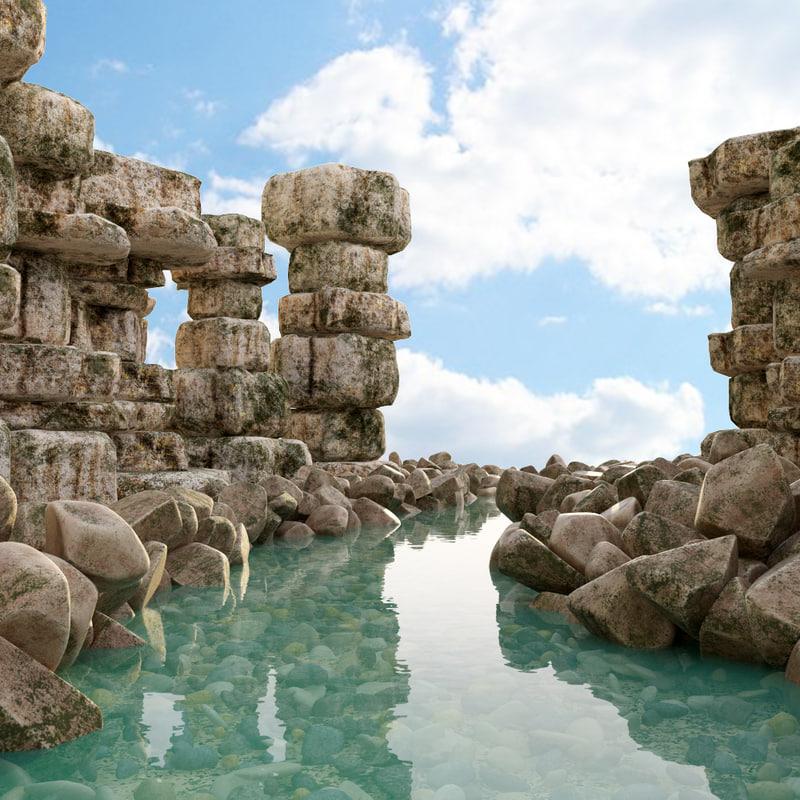 river stone max