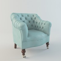 Sutton Leather Chair